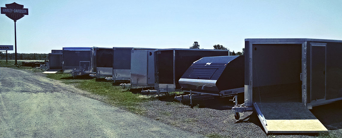 FX Caprara Trailers: New and Used Trailer Sales, Adams Center NY ...